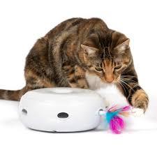 Điện Tử Thối Đồ ChơI Mèo Thông Minh Trêu Chọc Cát Dính Điên Trò Chơi Con  Quay Bàn Xoay Bắt Chuột Di Chuột Tự Động Bàn Xoay Cát Đồ Chơi Thông Minh