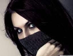 Girl Blue Eyes Look Photo Hd Wallpaper ...