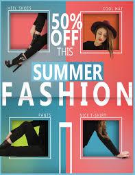 Fashion Designer Advertisement Arundheesugama Fashion Advertisement Banner Design
