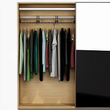 Space Saving Closet Organization Vertical and Horizontal Multi Hanger for  Shirts, Pants, and Coats, All Your Dorm Room Essentials by Everyday Home ...