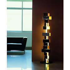 floor lighting 1. Full Size Of Sofa Stunning Contemporary Floor Lights 1 Gemma Stacked Block Lamp From Fashion For Lighting