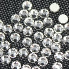 Kamínky Na Nehty Swarovski Crystal Ss8