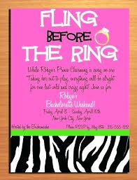 wording for bachelorette invites free party invitation