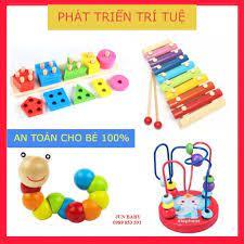 Combo 4 món đồ chơi phát triển trí thông minh Cho Bé (Đồ Chơi Trẻ Em)   Đồ  chơi trẻ em, Trẻ em, Đồ chơi