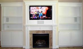 fireplace to mount tv over brick and hide the wires how wall fireplace under on best