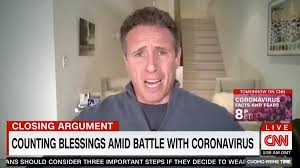 Ny gov andrew cuomo references his late father mario during his speech at the democratic national convention in philadelphia, pa. Chris Cuomo S Haunted Night With Coronavirus Fever Hallucinations Chills And A Chipped Tooth The Washington Post