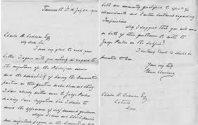 Best Photos Of Handwritten Letter Example Handwritten Cover