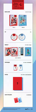 Summer Photo Albums Signed Gfriend Summer Mini Album Sunny Summer Sunny Ver Summer