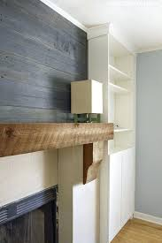 fireplace makeover reclaimed wood mantel averie lane reclaimed wood fireplace mantel reclaimed wood mantel ideas