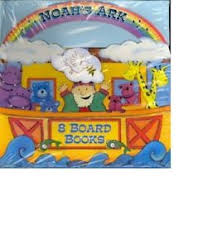 image is loading noah 039 s ark 8 board book library