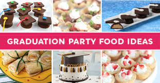 May 26, 2020 · the recipe can be made ahead of time, so it's great for parties. 10 Easy Graduation Party Food Ideas Fabulessly Frugal