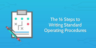 How To Prepare A Sop Format Stunning 44 Essential Steps To Writing Standard Operating Procedures