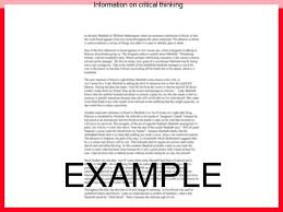 critical thinking and language essay sample critical thinking and language essay sample