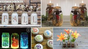 What To Put In Mason Jars For Decoration DIY 60 Mason Jar Decor Ideas Home Design Garden Architecture 9