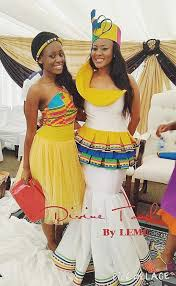 sepedi traditional dress by divine touch by lemc