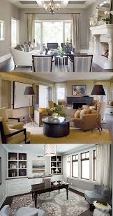 Transitional Home Design Custom Decoration