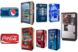Types Of Vending Machines Unique Drinks Universal Vending Management