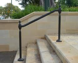 Wrought Iron Handrails Wrought Iron Outdoor Hand Railings Hollis Park Hand Rails Cast
