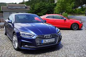 2018 audi a5 and s5 first test drive auto reviews online