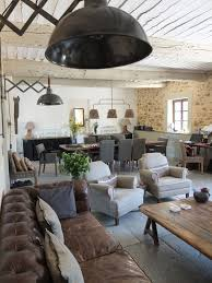 Spitalfields Industrial Rustic Living Room Furniture Collection Industrial Rustic Living Room