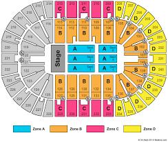 Competent Us Bank Arena Seat Chart Us Bank Arena Concert