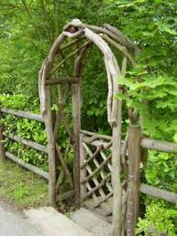 Small Picture DIY Garden Ideas Garden Arch and Bench Ideas for an Organized