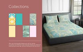 stylish bed sheets by core