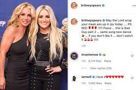 Instagram Caption After Britney Spears ...
