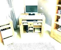 hidden desk furniture. Hidden Computer Desk Furniture Desks Office Home With S