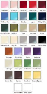Rust Oleum American Accents Color Chart Oregano Color Chart Rustoleum American Accents Satin Spray