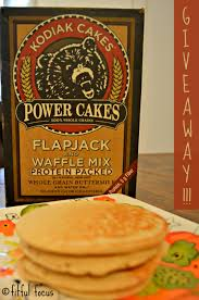 Kodiak Cakes Power Cakes Review & GIVEAWAY