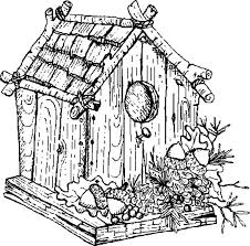 Small Picture Best Colors For Bird Houses Coloring Coloring Pages