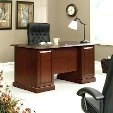 sauder office desk heritage hill double pedestal desk corner office desk hill desk double pedestal desk sauder office desk