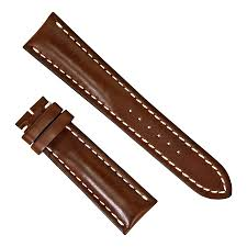 breitling brown leather watch strap item no 443x