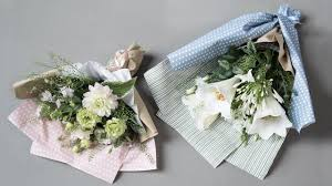 diy how to arrange a bouquet of flowers by søstrene grene