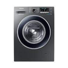 Máy Giặt Samsung cửa trước Inverter 9kg (WW90J54E0BX/SV) chính hãng