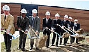 Pfizer breaks ground on lab expansion in Chesterfield | St. Louis Public  Radio