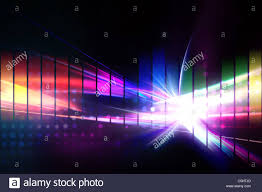 Design That Works A Rainbow Graphic Equalizer Design That Works Great As A