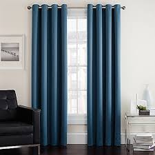 Twilight Room Darkening Grommet Window Curtain Panel