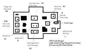 1996 f150 wiring diagram perkypetes club 1996 ford truck radio wiring diagram 1996 f150 radio wiring diagram solved head light switch