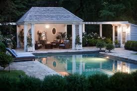 pool house. Pool House I