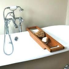 wooden bathtub caddy bathtub full size of bath ergonomic wood image for wooden wood bathtub caddy