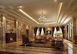 Interior Design Living Room Classic Interior Design Living Room Villa Mediterranean Style Interior