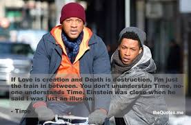 Collateral Beauty Time Quotes