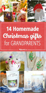 14 Homemade Christmas Gifts for Grandparents via @tipjunkie