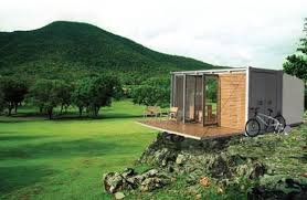 Small Picture PREFAB FRIDAY BARK All Terrain Cabin Container architecture