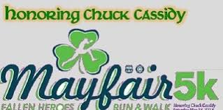 Mayfair Civic Association: Results of the 5th Annual Mayfair Fallen Heroes  Run Honoring Chuck Cassidy