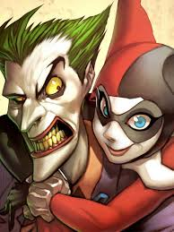 Download 768x1024 Harley Quinn, Joker ...