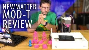 Newmatter MOD-<b>t 3D</b> Printer Review - Is It Worth $299? - YouTube