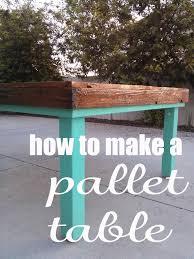 diy pallet outdoor dinning table. DIY Pallet Table Diy Pallet Outdoor Dinning Table T
